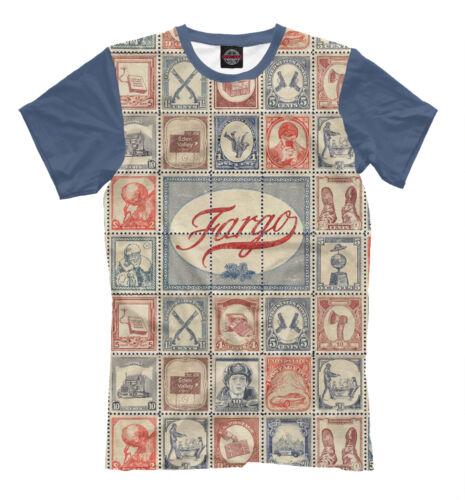 T-shirt fullprint Fargo