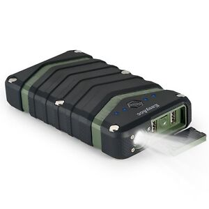 EasyAcc-20000mah-Power-Bank-2-4A-USB-Batteria-esterna-portatile-del-caricatore