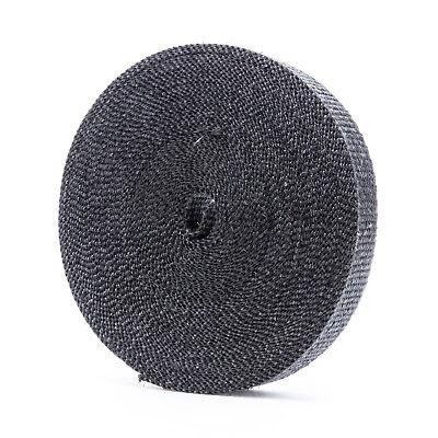 Thermo-Tec 11021 1 X 50 Black Graphite Wrap