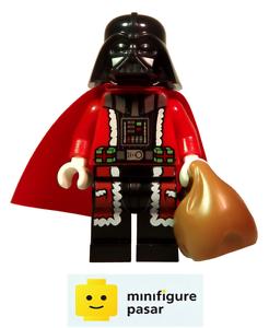 sw599-Lego-Star-Wars-75056-Santa-Darth-Vader-Minifigure-Christmas-Special-New