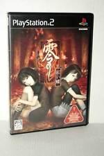 Project Zero II - Akai Chou USATO COME NUOVO SONY PS2 JAP NTSC/J MC5 48336