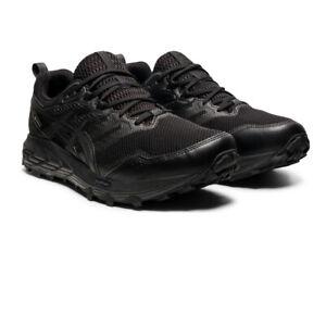 Asics Homme Gel-somoma 6 Gore-Tex Trail Chaussures De Course Baskets Noir