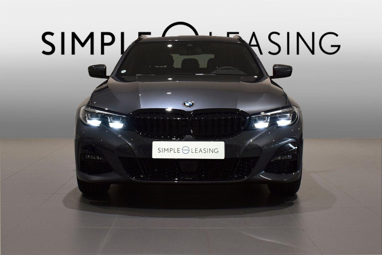 BMW 330e 2,0 Touring M-Sport aut. 5d