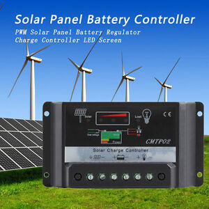 30A-12V-24V-PWM-Solar-Panel-Battery-Regulator-Charge-Controller-LED-Screen-AA