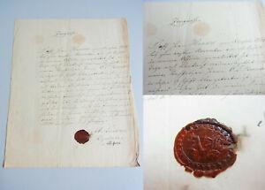 Anton Lindner Für Gehilfen Hankel Siegel 100% Hochwertige Materialien Zeugnis Löwen-apotheke Belgern 1852