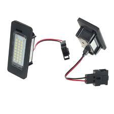 2x 24 LED SMD Licenza targa faro senza errori per AUDI TT Q5 A4 A5 S5