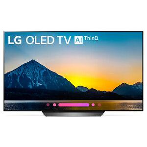 """LG OLED65B8PUA 65"""" Class B8 OLED 4K HDR AI Smart TV (2018 Model)"""
