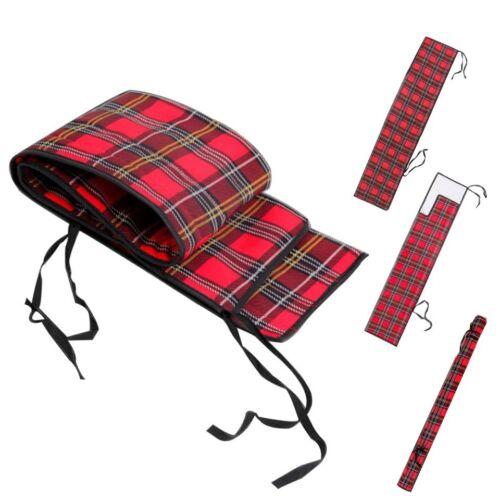 Maxcatch Klassische Ruten Stofftasche für Schutz der Fliegenrute und Angelrute