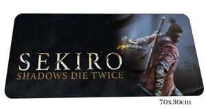 Sekiro-Shadows-Die-Twice-70x30cm-XL-High-Quality-Premium-Gaming-Mouse-Mat-Pad