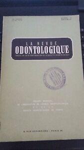 Revista Mensual Dental N º 6 4 Eme Annee 1952 ABE
