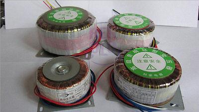 Peak 200W Toroid Transformer Output 24V-0-24V 12V-0-12V 0-6V TOPI-5