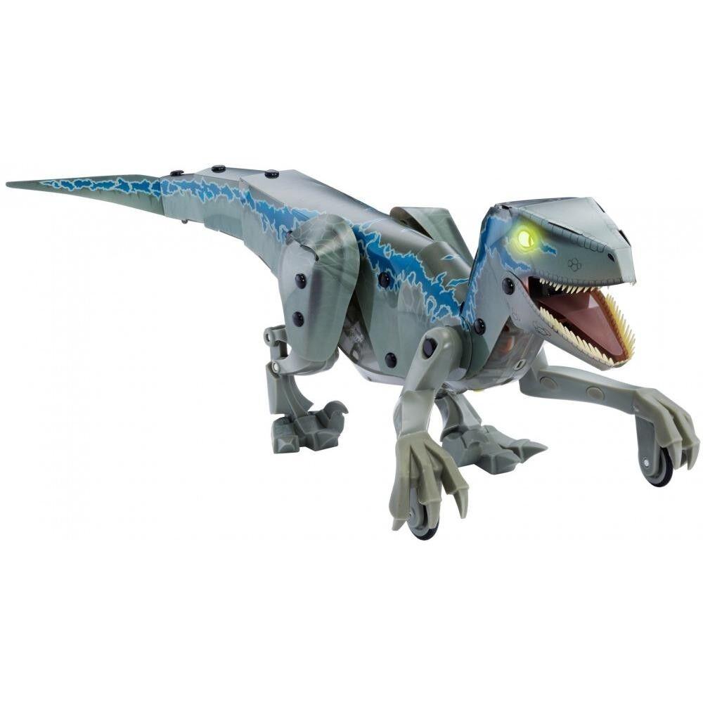 Jurassic World Robot Niños Kit robótico Vástago De Aprendizaje Diverdeido Juguete ingeniería Azul Nuevo