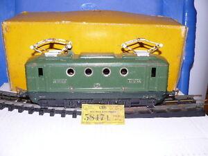 Train Échelle O Locomotive Fausse Bb 8101 Jep En Boite Ref 5847 L