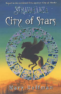 1 of 1 - City of Stars by Mary Hoffman (Paperback) New Book
