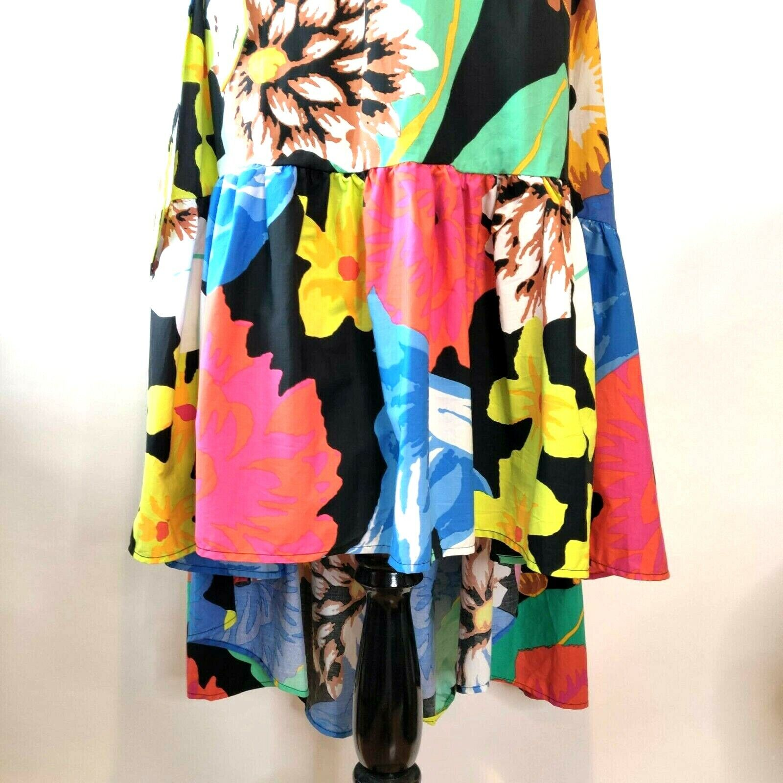 Christopher John Rogers Target Womens Floral Puff… - image 7