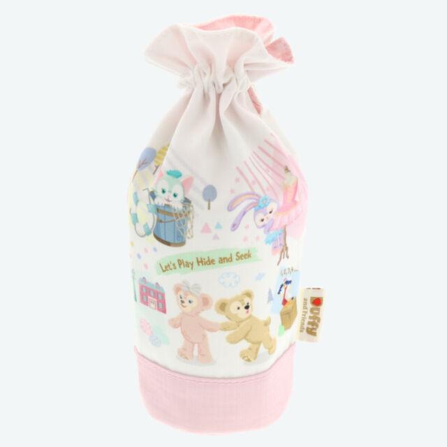 Duffy Hide & Seek Pencil Case TDS Japan Tokyo Disney Sea Shelliemay Gelatoni
