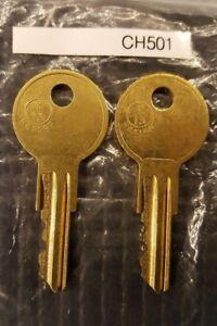 Delta-Brute-Northern Tool-Westward-Tool Box Keys Codes CH501 CH520 Chest Key