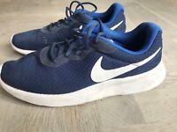 Sportssko, Nike, str. 42,5, blå, God men brugt