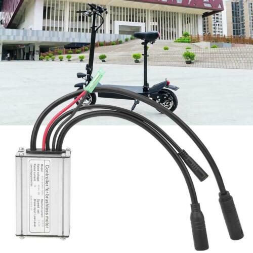 36V//48V Alloy Controller Brushless Waterproof Adapter for Electric Bike Scooter