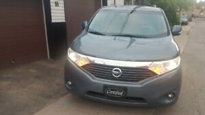 2011 NISSAN QUEST LE  Sold$5495 CERTIFIED LEATHER LOADED NAV/DVD