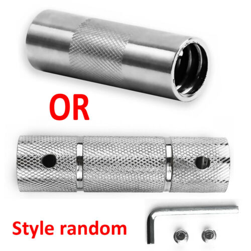 Dumbbell Connecting Bar Screw Barbells Extender Rod Connector DIY Joint 40cm