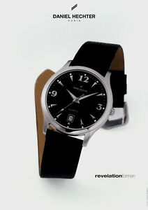 Daniel Hechter Revelation F. Men Prospekt 2002 9/02 Uhrenprospekt Brochure Watch