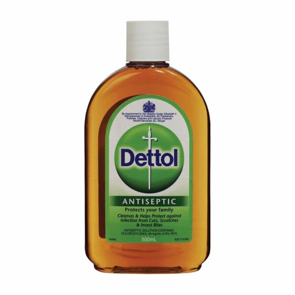 Dettol liquid Antiseptic first Aid (Original) Free Worldwide Shipping