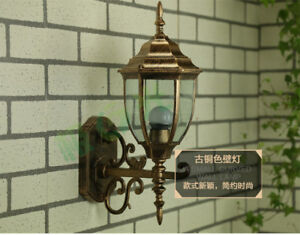 Light Villa Garden Lighting Fixtures