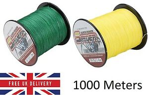 300m-1000m-Fishing-Braid-Carp-Line-Spod-Marker-Mainline-NEW-HIGH-QUALITY-LINE