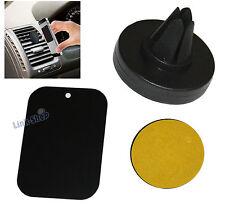Magnetico Supporto Bocchette Aria per Cellulare Smartphone Universale Porta Auto