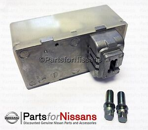 Genuine Nissan 2009 2010 Altima Maxima Ignition Switch Electronic Steering Box Ebay