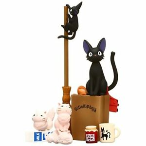 Studio-Ghibli-Kiki-039-s-Delivery-Service-Black-Cat-Jiji-Ensky-Figure-Japan-NOS-28