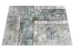 2-039-x3-039-Urban-Skirmish-A-Playmat-gaming-mat-WH40k-KILL-TEAM-board-40k-Infinity