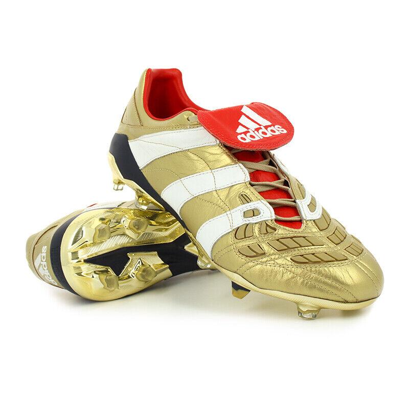 Adidas Pnetwerkator Accelerator FG Zidane Soccer Cleats F3706 Football schoenen laarzen
