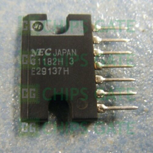 AUDIO FREQUENCY LOW POWER 2PCS NEC C1182H ZIP TRANSISTOR