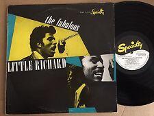 Little Richard -The fabulous Little Richard, specialty, rare UK mono LP 1957 EX