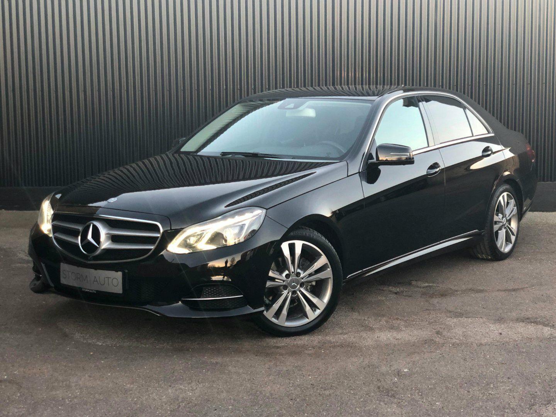 Mercedes E220 2,2 BlueTEC Avantgarde aut. 4d - 349.900 kr.