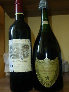 100% De Qualité Carruades Lafite 1999 Grand Cru-afficher Le Titre D'origine Brillant En Couleur
