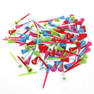Approx-100pcs-3-3-8-inch-Rubber-Cushion-Top-Plastic-Golf-Tees-Accessories