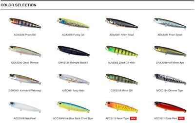 Choose Color Lure Duo Realis Pencil 85 Topwater Walking Bait