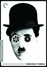Modern Times (DVD, 2010, 2-Disc Set, Criterion Collection)