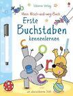 Mein Wisch-und-weg-Buch: Erste Buchstaben kennenlernen von Jessica Greenwell (2013, Taschenbuch)
