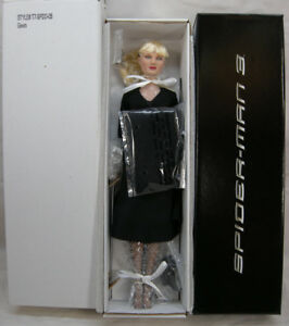 TONNER-GWEN-STACY-STACEY-BRYCE-DALLAS-HOWARD-16-034-DOLL-MARVEL-SPIDERMAN-3-2007
