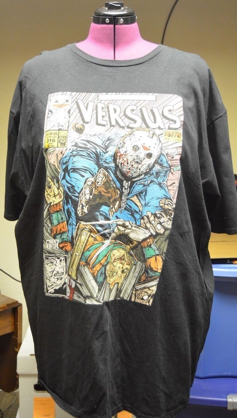 Fright-Rags Versus 3XL New Without Tags