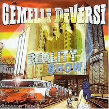 Gemelli Diversi: Reality Show - CD