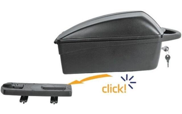polisport topcase fahrradbox fahrradkoffer fahrrad top case e bike montage g nstig kaufen ebay. Black Bedroom Furniture Sets. Home Design Ideas
