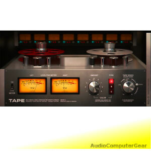 Softube-TAPE-Analog-tape-machine-Audio-Software-Effects-Plug-in-NEW
