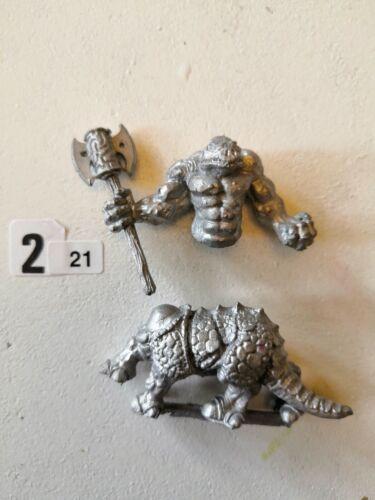 Warhammer Fantasy Zoats Zoat Wizard Sorcerer Wood Elf Chaos Metal Rare OOP B