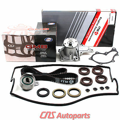 TOYOTA 1.8L 7AFE TIMING WATER PUMP VALVE COVER GASKET