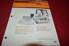 Case 1450 Loader Dealers Brochure YABE11